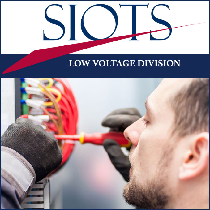 SIOTS Low Voltage Systems
